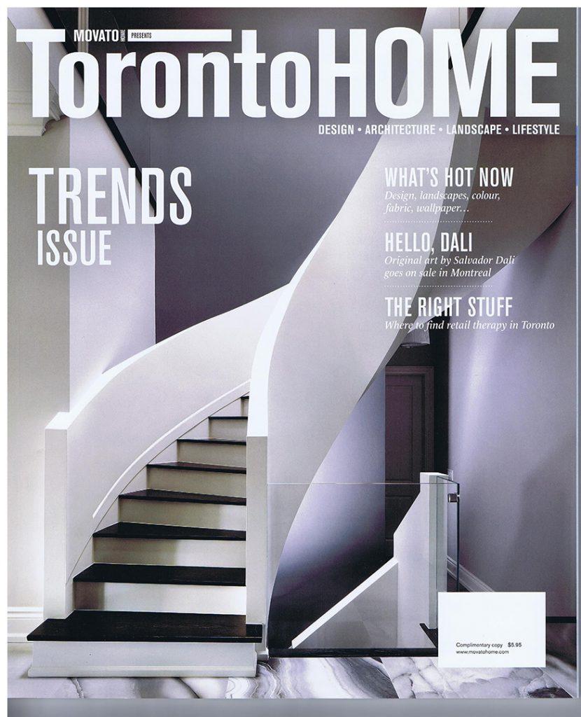 TorontoHOME Trends Issue September 2014 – Hillside House