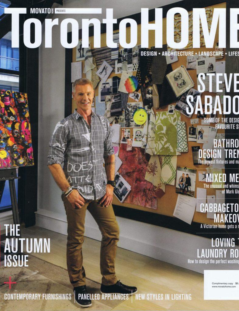 TorontoHOME Autumn Issue 2016 – LadyLuck House