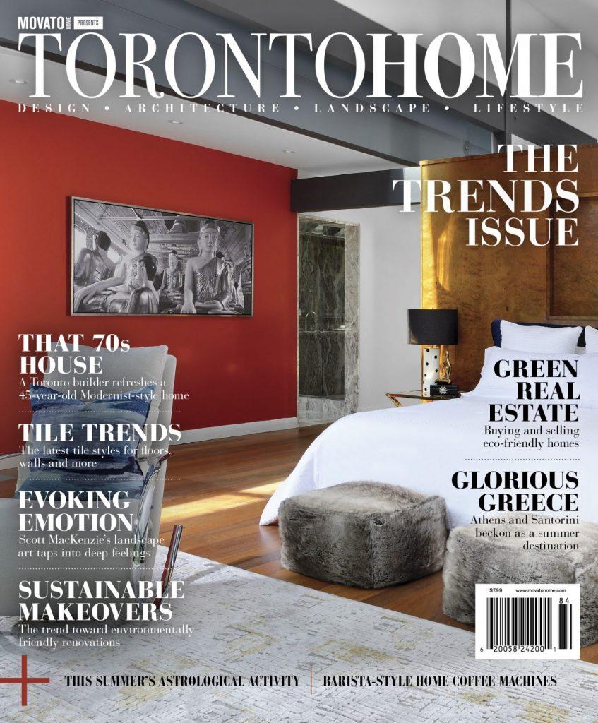 TorontoHOME Magazine – Trends Issue 2018