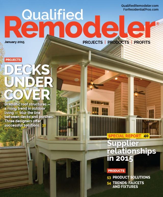 Qualified Remodeler Mag Jan 2015