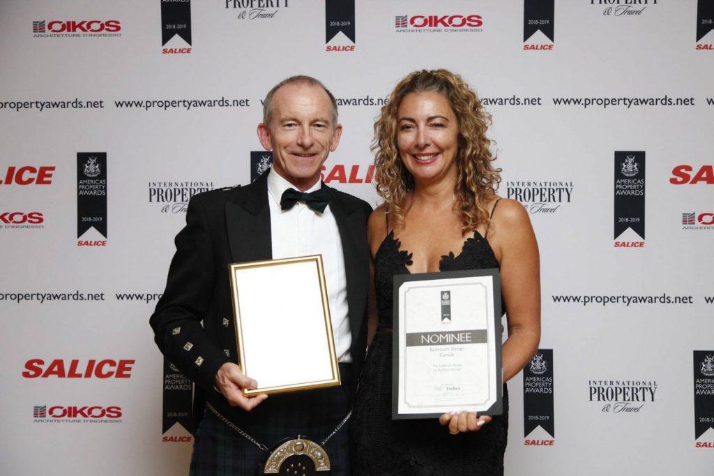 Salice Sponsor of the Canadian Property Awards
