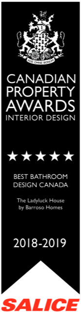 Canadian Property Interior Design Awards - Barroso Custom Homes