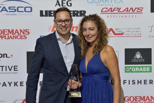 NKBA | Barroso Custom Homes Design Awards